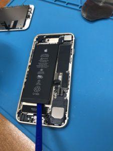 アイフォンバッテリー交換